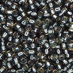 Miyuki Seed bead,Grey Silver Lined,  Size 11/0